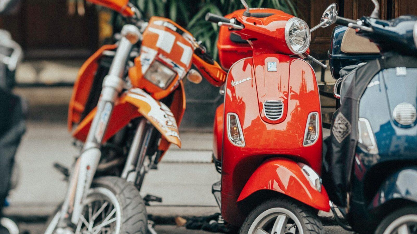 Storage für Motorräder